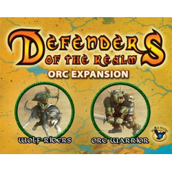 Defenders of the Realm: Minions Expansion – Orcs