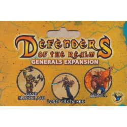 Defenders of the Realm: Generals Expansion
