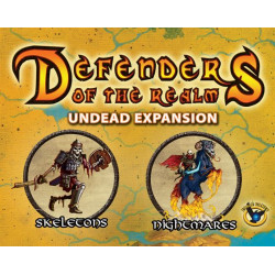Defenders of the Realm: Minions Expansion – Undead