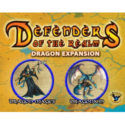 Defenders of the Realm: Minions Expansion – Dragonkin