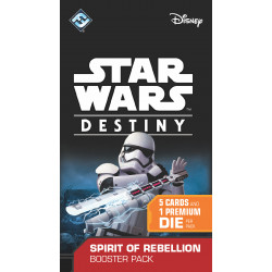Star Wars: Destiny – Spirit of Rebellion Booster Pack