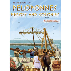 Peloponnes: Heroes and Colonies
