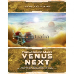 Terraforming Mars: Venus Next (Dutch)