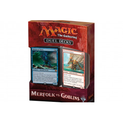 Magic: The Gathering – Duel Decks: Merfolk Vs. Goblins