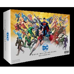 DC Deck-Building Game: Multiverse Box