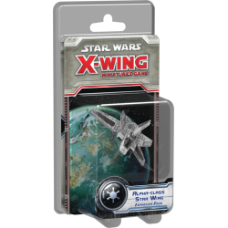 Star Wars: X-Wing Miniatures Game – Alpha-Class Star Wing Expansion...