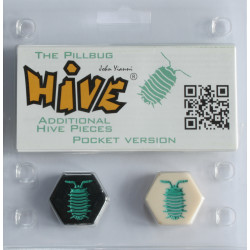 Hive: The Pillbug pocket version