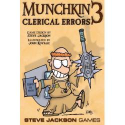 Munchkin 3: Clerical Errors