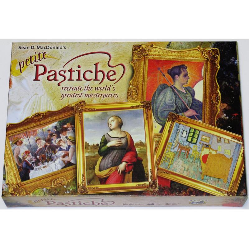 Petite Pastiche Extra Commissions No.2