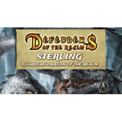 Defenders of the Realm: Sterling, Guardian Dragon of the Realm -...