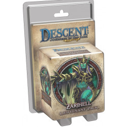 Descent: Journeys in the Dark (Second Edition) – Zarihell...