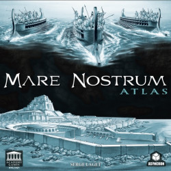 Mare Nostrum: Empires – Atlas Expansion