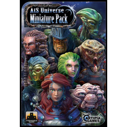 Among the Stars Miniatures Pack