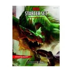 D&D 5.0 - Starter Set TRPG