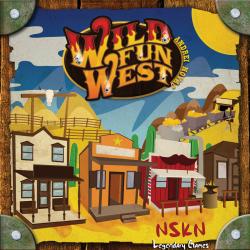 [Endommagé] Wild Fun West