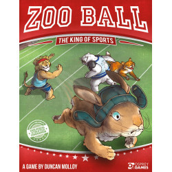 [Damaged] Zoo Ball