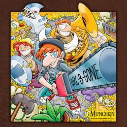 [Beschadigd] Munchkin Monster Box