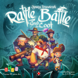[Beschadigd] Rattle, Battle, Grab the Loot