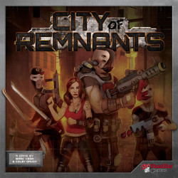 [Damaged] City of Remnants