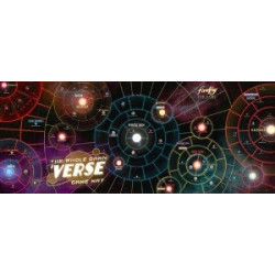 Firefly: The Whole Damn Verse - Game Mat