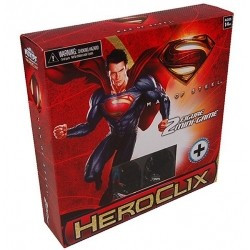 HeroClix: Man of Steel 2 Player Mini-Game
