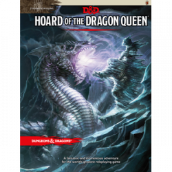 D&D 5.0 - Hoard of the Dragon Queen