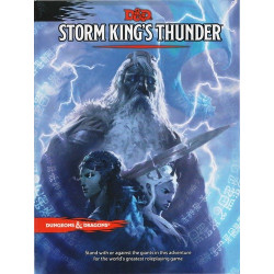 D&D 5.0 - Storm King's Thunder