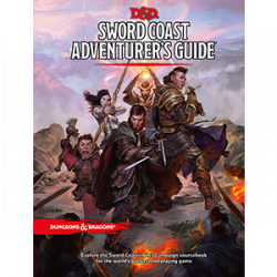 D&D 5.0 - Sword Coast Adventurers Guide