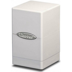 Deckbox Satin Tower White
