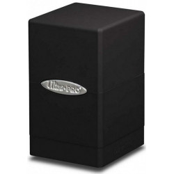 Deckbox Satin Tower Black