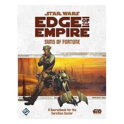 Star Wars: Edge of the Empire Suns of Fortune