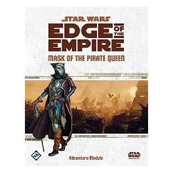 Star Wars Edge of the Empire Mask of the Pirate Queen