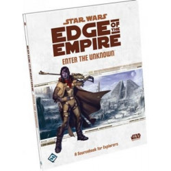Star Wars Edge of the Empire Enter the Unknown