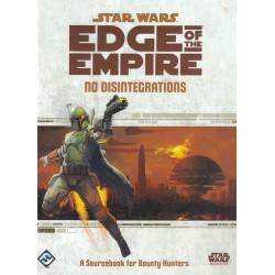Star Wars Edge of the Empire No Disintegrations