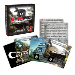 Ninja Dice: Location Cards