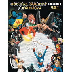DC Comics Deck-Building Game: Crossover Pack 1 – Justice Society of...