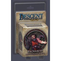 Descent: Journeys in the Dark (Second Edition) – Zachareth...