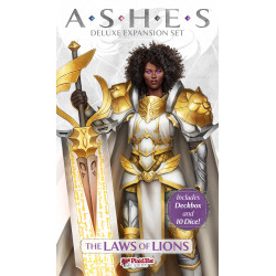 Ashes: The Laws of Lions Deluxe expansion