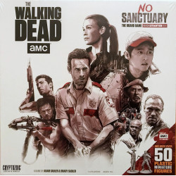 The Walking Dead: No Sanctuary Deluxe mega pack