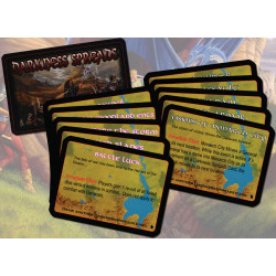 Defenders of the Realm: Global Effects Cards