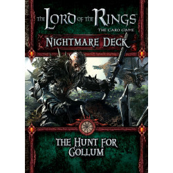 The Lord of the Rings: The Card Game – Nightmare Deck: The Hunt for...