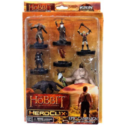 HeroClix: The Hobbit – An Unexpected Journey
