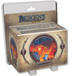 Descent: Journeys in the Dark (Second Edition) – Valyndra...