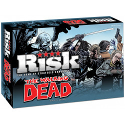 [Beschädigt] Risk: The Walking Dead ? Survival Edition