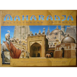 [Damaged] Maharadja: Paleizenbouw in India