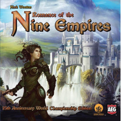 [Endommagé] Romance of the Nine Empires