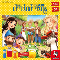 [Endommagé] Save the Treasure of Fairy Tales