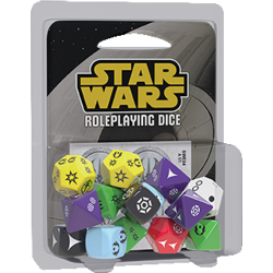 Star Wars: Roleplay Dice