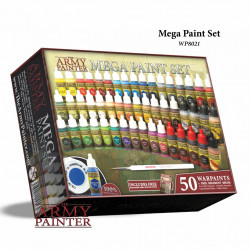 Mega Paint Set Warpaints - Army Painter