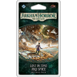 Arkham Horror: The Card Game – Lost in Time and Space Mythos Pack